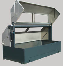 Saw Filer Enclosure